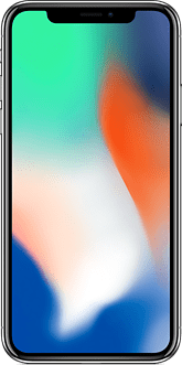 iPhone X Apple iPhone X 256gb Silver silver-min.png