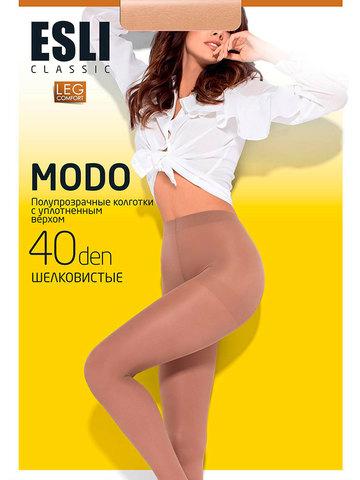 Колготки Modo 40 XL Esli