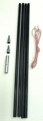 Рем набор для дуговых палаток WoodLand Fiberglass 11 (PK-005)