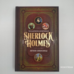 Illustrated Adventures of Sherlock Holmes (HB)