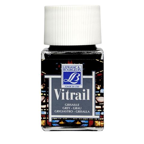 Краска по стеклу Lefranc&Bourgeois VETRAIL 50 мл 251, серый