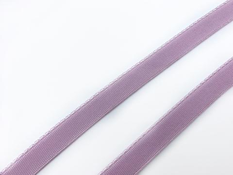 Резинка отделочная розовая сирень 12 мм