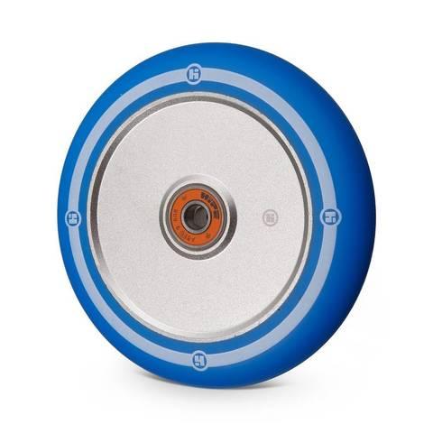 купить колесо 120 мм с литым диском для трюкового самоката