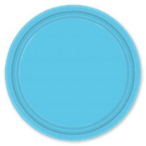 Тарелка Caribbean Blue 17см 8шт/A