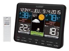 Домашняя метеостанция LaCrosse WS6825 с цветным экраном