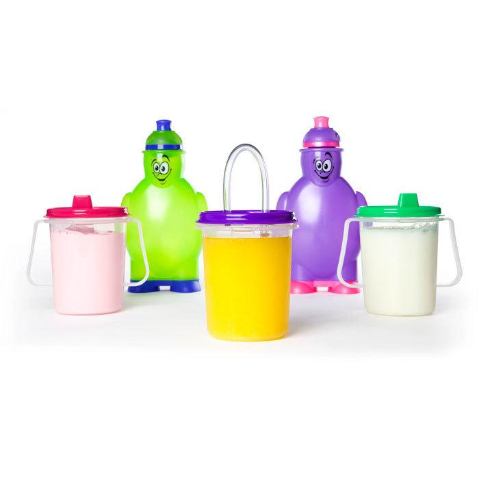 """Бутылочка детская Sistema""""Hydrate"""" 250 мл, цвет Фиолетовый"""