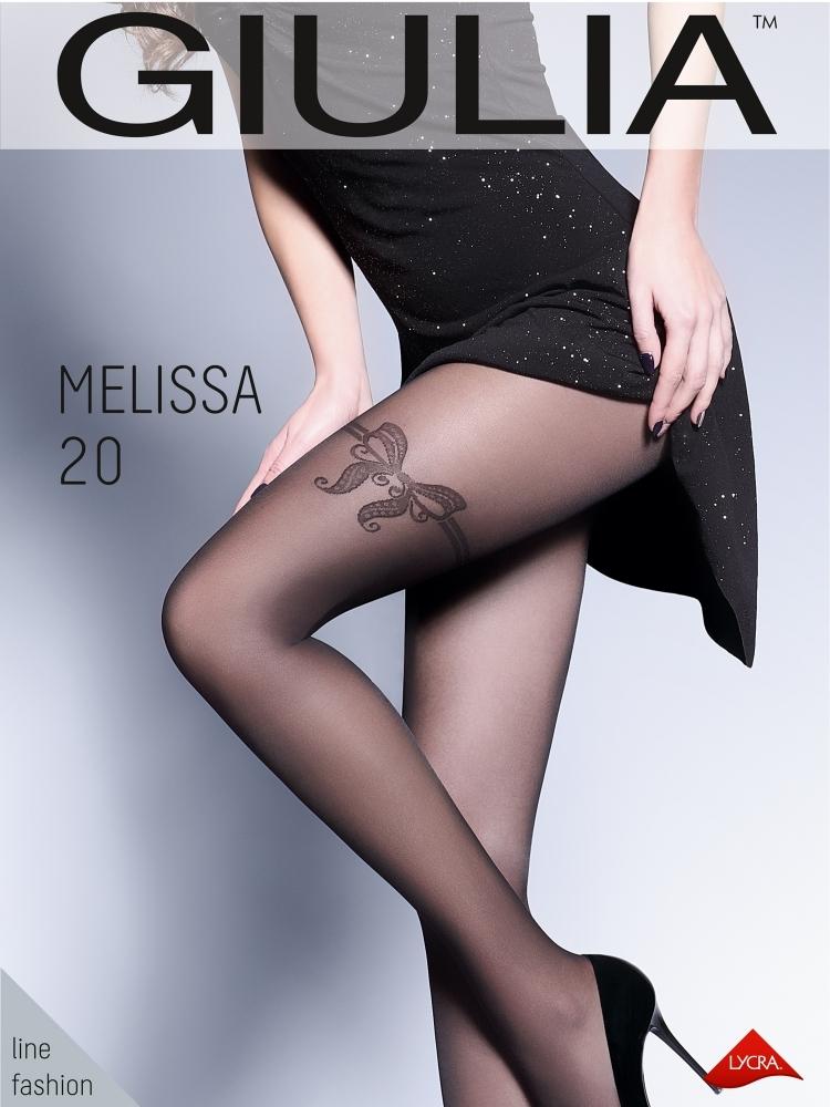 Giulia MELISSA 20 №3 колготки женские