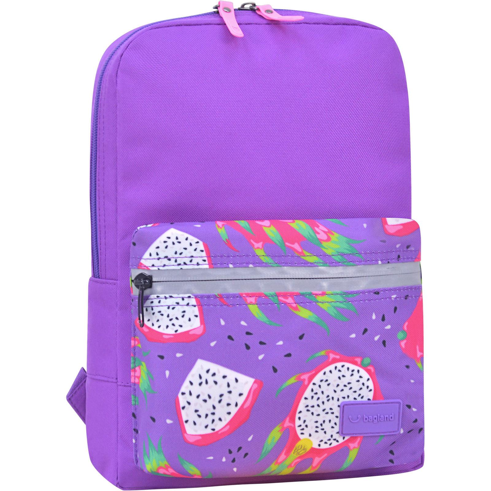 Молодежные рюкзаки Рюкзак Bagland Молодежный mini 8 л. фиолетовый 759 (0050866) DSC_1140_суб759_-1600.jpg