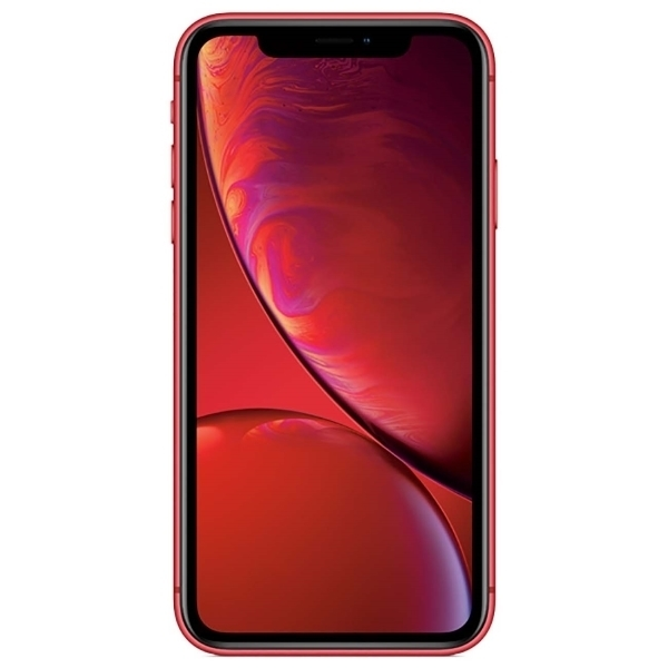 Apple iPhone XR 128GB Red (Ростест)