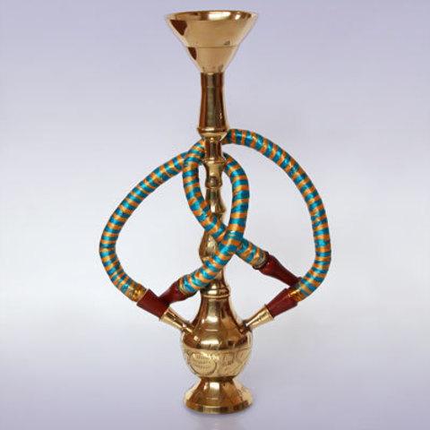 Кальян  Brass Hukka  декоративный