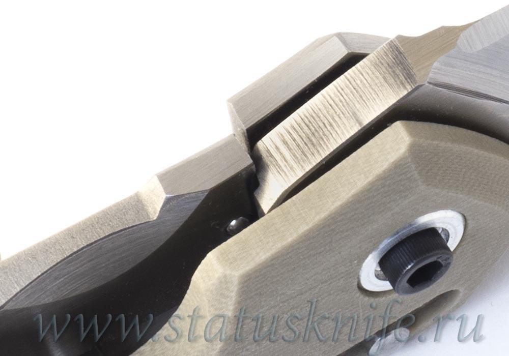 Нож Dwaine Carrillo Tripwire II Magnum Model 6 Кастом - фотография