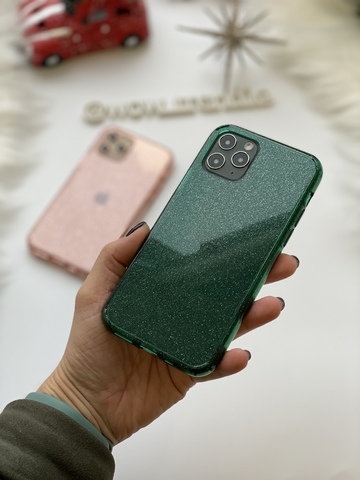 Чехол iPhone 11 Rock Pure Series /green/