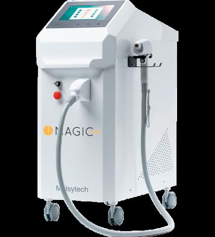 Универсальный лазерный аппарат Magic ONE 808 нм 1 кВт