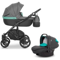 Детская коляска Expander Enduro 3 в 1  Malachit