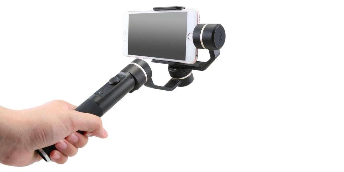 Стабилизатор трехосевой для смартфона Feiyu FY-SPG