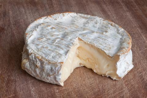 Сыр Бри/камамбер - белая плесень, сливочный СЫРЫ И КОЛБАСЫ ИП ПОТАПОВА 0,125кг