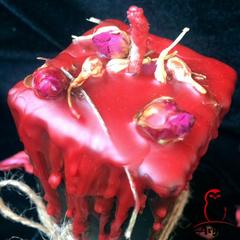 Алтарная свеча – ритуал «Магия ночи»