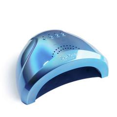 "TNL, Лампа UV/LED ""Shiny"" 48 W, перламутрово-голубая"