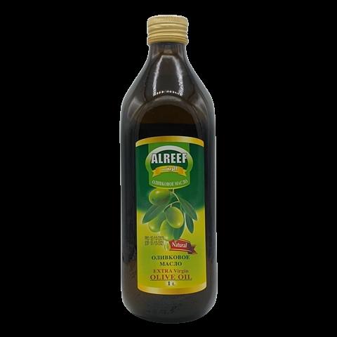 Масло оливковое нерафинированное холодного отжима Extra Virgin ALREEF, 1л