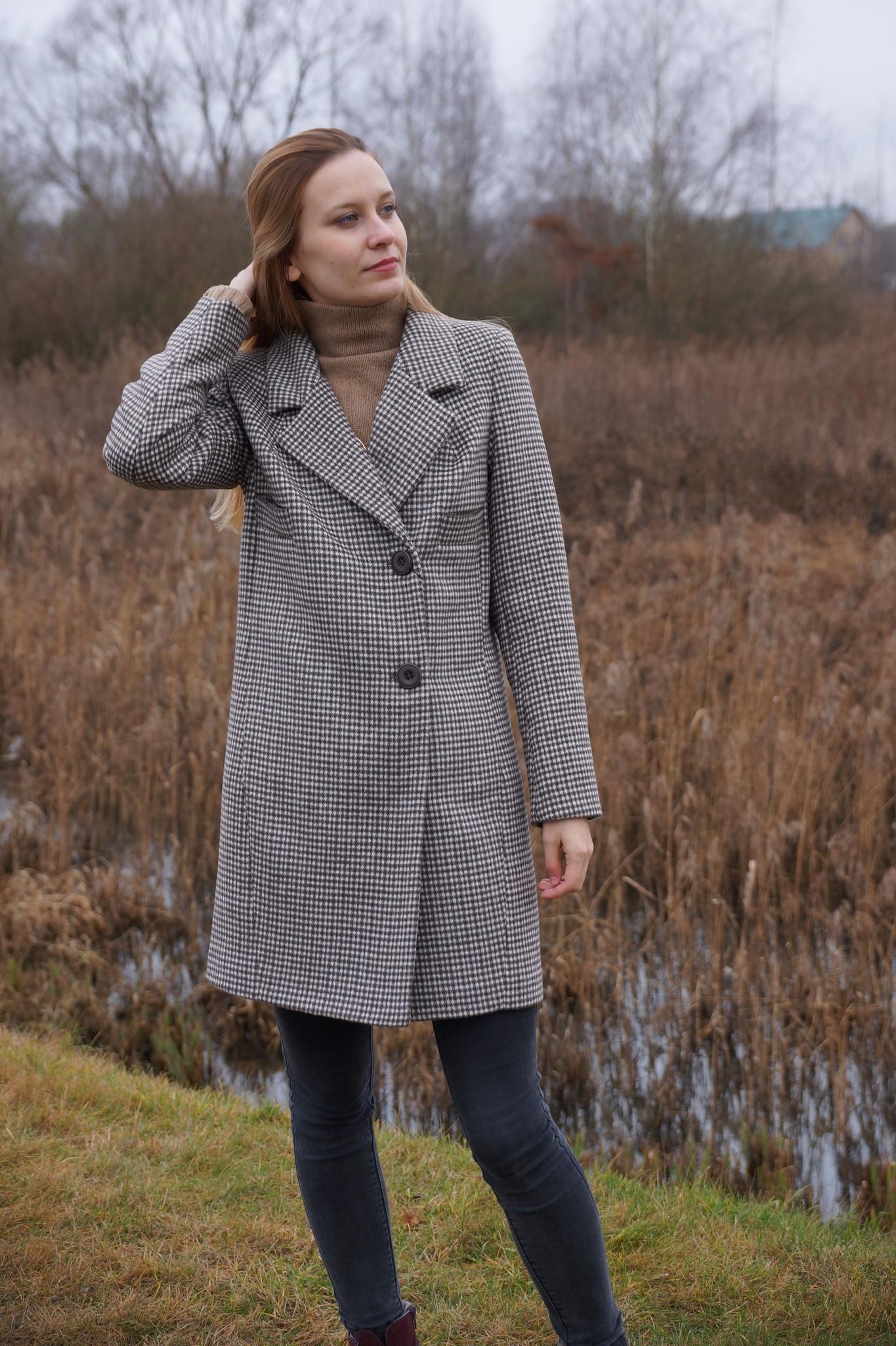 Пальто пиджак Ar Moda