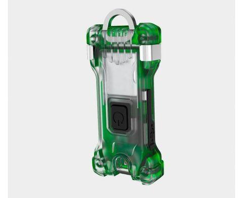 Фонарь наключный Armytek Zippy Green / 160 лм / 60°:110° / стандарт IP67 / аккумулятор Li-Pol