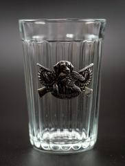 Граненый стакан «Охотничий», фото 1