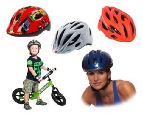 Купити велосипедні шоломи