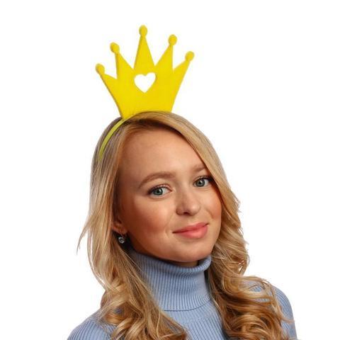 Карнавальный Ободок «Корона»