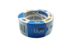 Синий скотч Blue Tape (48 мм x 54,8 м)