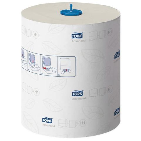 Полотенца бумажные в рулонах Tork Matic Advanced H1 2-слойные 6 рулонов по 150 метров (артикул производителя 120067)