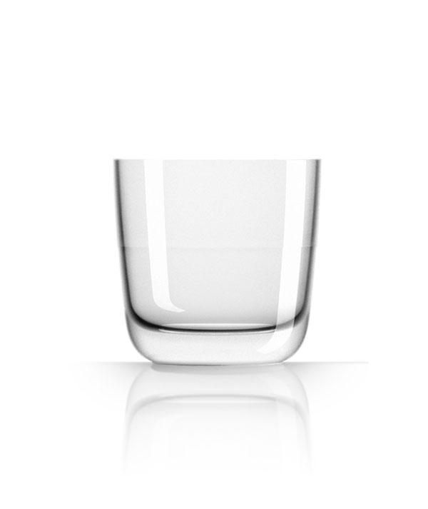 Set of whisky glasses Marc Newson Tritan®