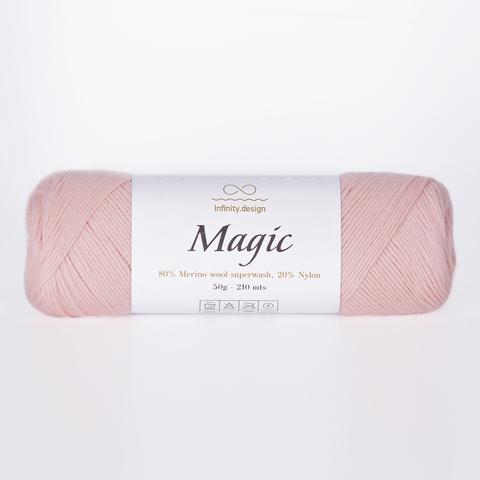 Пряжа Infinity Magic 3511 пудра