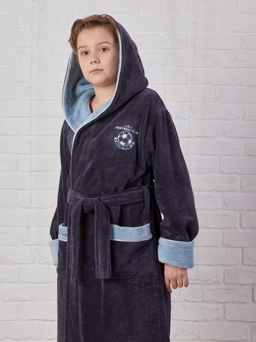 RONALDO (Denim) халат для мальчика  Five Wien (Турция)