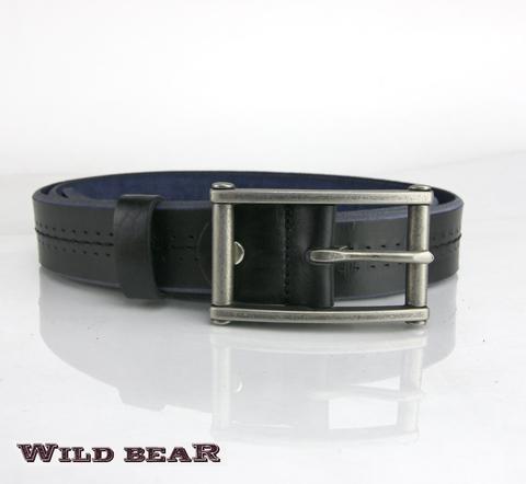 Ремень WILD BEAR RM-008f Black Premium