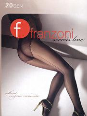 Franzoni Sexy collant колготки со швом