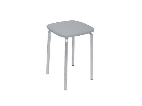 Табурет CHICO LC (СТ-12) (Silver)