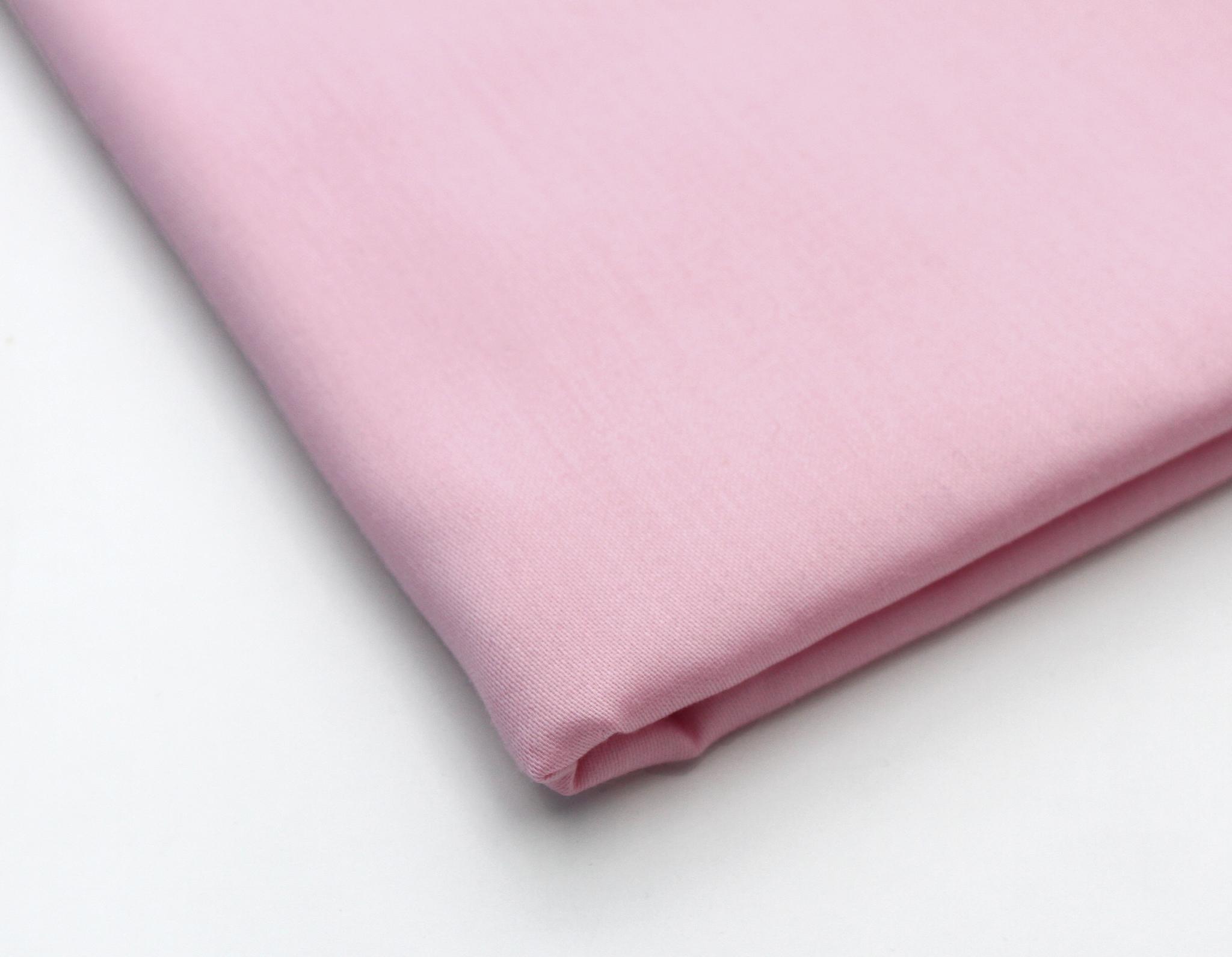 Розовый (сатин класса люкс, Турция),240 см