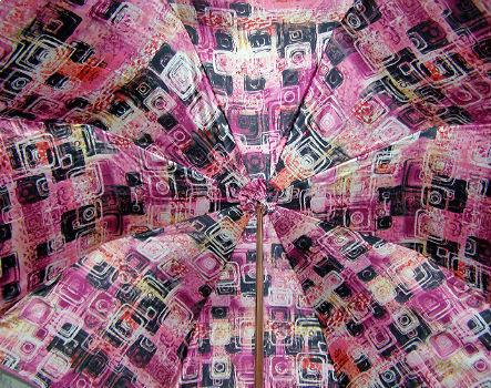 Зонт-трость Pasotti 58193-1 Fucsia