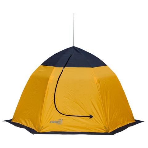 Палатка-зонт зимняя Helios NORD-3  (3-местная)