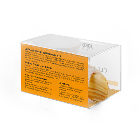Щётка для очищения лица Facial Cleansing Brush Joko Blend (3)
