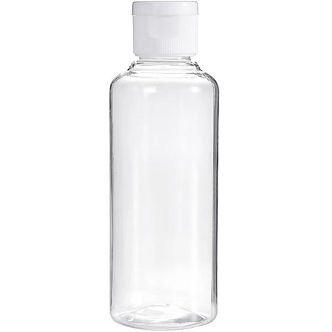 Бутылочка 100 мл  пластик