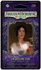 FFG - Arkham Horror LCG: Jacqueline Fine Investigator Starter Deck