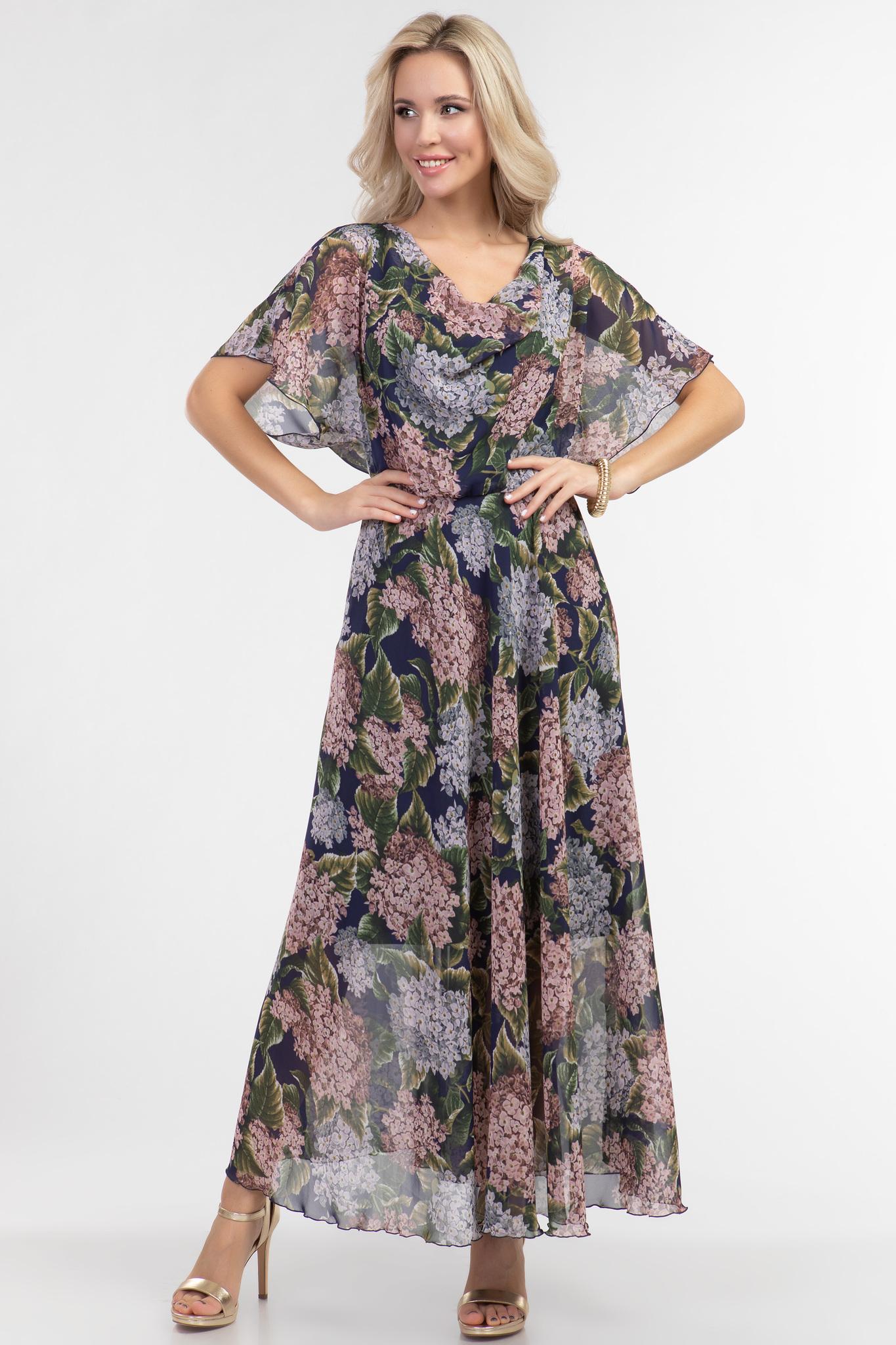 5117  Платье