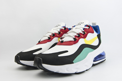кроссовки Nike Air Max 270 React White / Color
