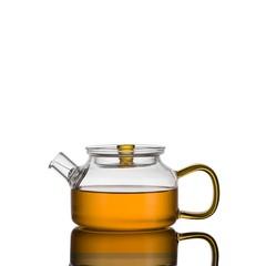Стеклянный заварочный чайник 220 мл