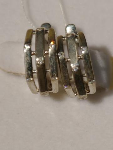 20701068 (серьги из серебра)