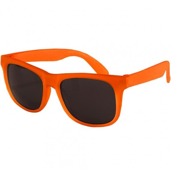 Солнечные очки для малышей Real Kids Switch 2-4 года желтый/оранжевый