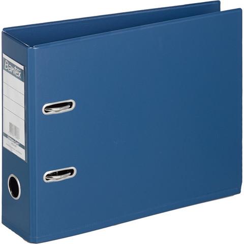 Папка-регистратор Bantex горизонтальная формат А5 70 мм темно-синяя