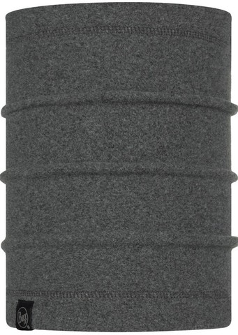Шарф-труба с флисом двухсторонний Buff Polar Neckwarmer Grey Htr фото 1
