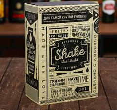 Набор для приготовления коктейлей «Shake this world», фото 3